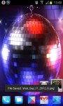 Disco Ball  Live Wallpaper screenshot 2/2