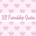 101 Friendship Quotes S40 screenshot 1/1