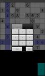 Mobile Sudoku screenshot 2/2
