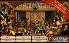 Hidden Objects: Gardens of Time screenshot 2/6