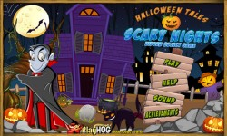 Free Hidden Object Game - Scary Nights screenshot 1/4