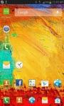 Galaxy Note 3 Go Launcher Ex Theme screenshot 1/3