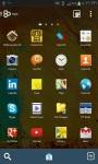 Galaxy Note 3 Go Launcher Ex Theme screenshot 2/3