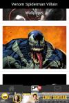 Venom Spiderman Villain Wallpaper screenshot 5/6