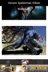 Venom Spiderman Villain Wallpaper screenshot 6/6