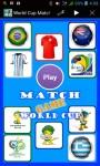 Match Game World Cup screenshot 1/6