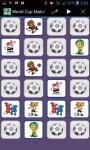 Match Game World Cup screenshot 3/6