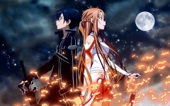 The new Sword Art Online live HD the best WP screenshot 5/6