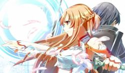 The new Sword Art Online live HD the best WP screenshot 6/6