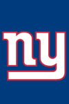 New York Giants Smoke Effect Wallpaper screenshot 1/1