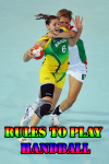 Rules to play Handball screenshot 1/3