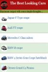 The Best Looking Cars screenshot 2/3