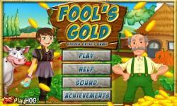 Free Hidden Object Games - Fools Gold screenshot 1/4