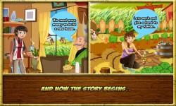 Free Hidden Object Games - Fools Gold screenshot 2/4