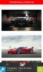 Ferrari on your phone Live Wallpaper Ferrari 2015 screenshot 2/2