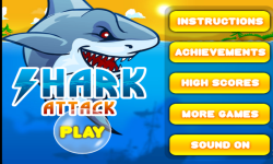 Shark Attack1 screenshot 1/6
