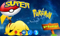 Super Pokémon screenshot 1/6