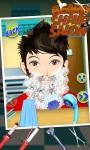 Beard Shave Salon Game screenshot 1/3