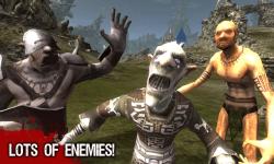 Evil Watcher Action 3D screenshot 4/5