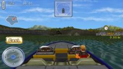 Bass Fishing 3D on the Boat active screenshot 1/6