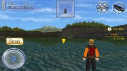 Bass Fishing 3D on the Boat active screenshot 2/6
