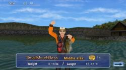 Bass Fishing 3D on the Boat active screenshot 4/6