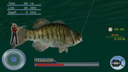 Bass Fishing 3D on the Boat active screenshot 5/6