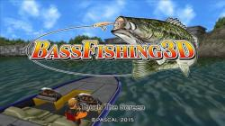 Bass Fishing 3D on the Boat active screenshot 6/6