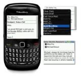 Bccthis for BlackBerry screenshot 1/1