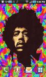 Jimi Hendrix LWP screenshot 2/2