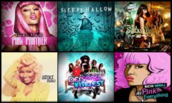 Nicki Minaj HD Mixtapes Artwork  screenshot 2/4