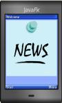 News Around  screenshot 1/6