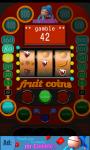 Fruit Coins Slot Machine screenshot 3/4