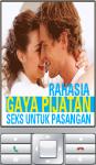 Rahasia Gaya Pijatan Seks Untuk Pasangan screenshot 1/2