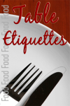 Table Etiquettes screenshot 1/2