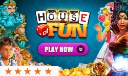 Slots - House of Fun for iOS screenshot 1/4