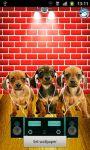 Dancing Dogs Live Wallpaper screenshot 2/4