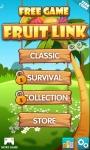 Fruit Link Free screenshot 1/6