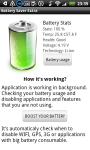 Battery Booster Extra screenshot 2/2