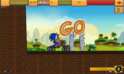 Sonic VS Simpson screenshot 3/5