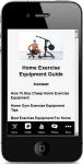 Home Exercise Equipment screenshot 4/4