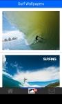 Surfing Wallpapers HD screenshot 1/4