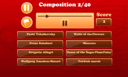 Classical Music Quiz screenshot 3/6