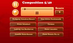 Classical Music Quiz screenshot 5/6