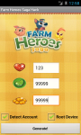 Farm Heroes Saga Cheats Unofficial screenshot 1/2