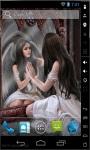 Magic Mirror Story Live Wallpaper screenshot 1/2