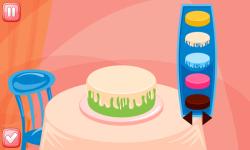Cute Cake Decoration screenshot 2/6