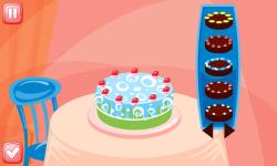 Cute Cake Decoration screenshot 4/6