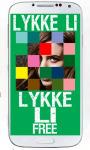 Lykke Li Puzzle screenshot 2/6