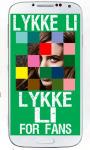 Lykke Li Puzzle screenshot 6/6